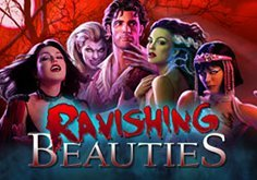 Ravishing Beauties Pokie Logo