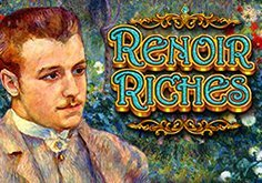 Renoir Riches Pokie Logo