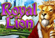 Royal Lion Pokie Logo