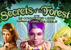 Secrets Of The Forest Pokie Logo