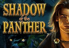 Shadow Of The Panther Pokie Logo