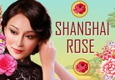 Shanghai Rose Pokie Logo
