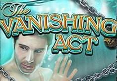 The Vanishing Act Pokie Logo