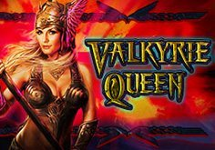 Valkyrie Queen Pokie Logo