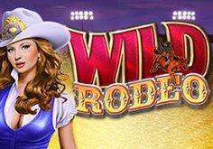 Wild Rodeo Pokie Logo