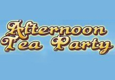 Afternoon Tea Party Pokie Logo