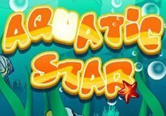 Aquatic Star Pokie Logo