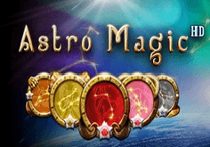 Astro Magic Pokie Logo