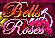 Bells And Roses Pokie Logo