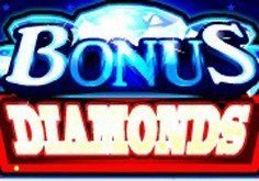 Bonus Diamonds Pokie Logo