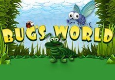 Bugs World Pokie Logo