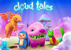 Cloud Tales Pokie Logo