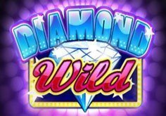 Diamond Wild Pokie Logo