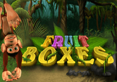 Fruit Boxes Pokie Logo