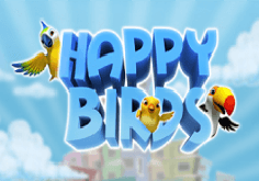 Happy Birds Pokie Logo