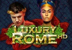 Luxury Rome Pokie Logo