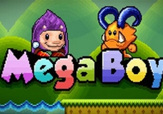 Mega Boy Pokie Logo