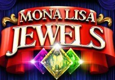 Mona Lisa Jewels Pokie Logo