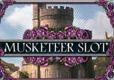 Musketeer Pokie Logo