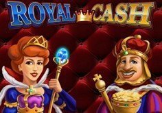 Royal Cash Pokie Logo