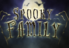 Spooky Family Pokie Logo