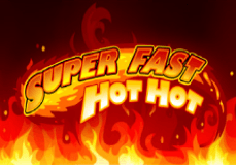 Super Fast Hot Hot Pokie Logo