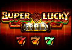 Super Lucky Reels Pokie Logo