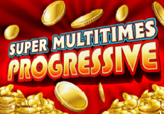 Super Multitimes Progressive Pokie Logo