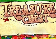 Treasure Chest Pokie Logo
