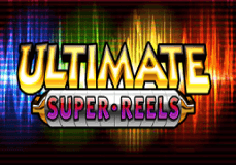 Ultimate Super Reels Pokie Logo