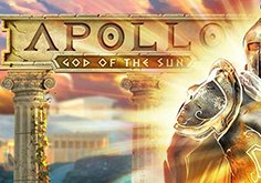 Apollo God Of The Sun Pokie Logo