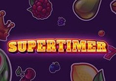 Supertimer Pokie Logo