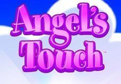 Angel 8217s Touch Pokie Logo
