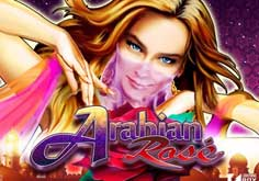Arabian Rose Pokie Logo