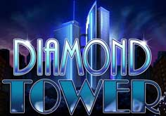 Diamond Tower Pokie Logo