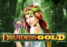 Druidess Gold Pokie Logo