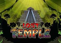 Lost Temple Pokie Logo