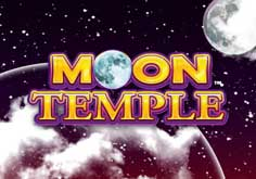 Moon Temple Pokie Logo