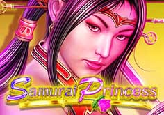 Samurai Princess Pokie Logo