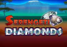 Serengeti Diamonds Pokie Logo