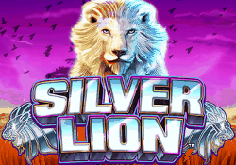 Silver Lion Pokie Logo