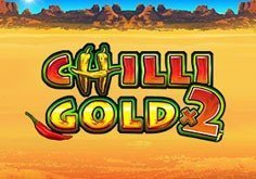 Stellar Jackpot With Chilli Goldx2 Pokie Logo