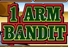 1 Arm Bandit Pokie Logo