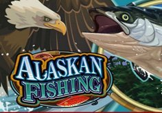 Alaskan Fishing Pokie Logo