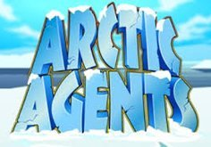 Arctic Agents Pokie Logo
