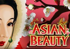 Asian Beauty Pokie Logo