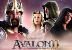 Avalon Ii Pokie Logo