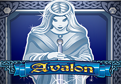 Avalon Pokie Logo