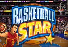 Basketball Star Pokie Logo