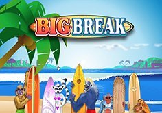 Big Break Pokie Logo